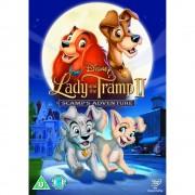 Walt Disney - Doamna si Vagabondul 2 (DVD)