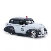 JadaToys / Jadatoizu 1939 Shelby Master Deluxe / Police Car 1/24 die cast model minicar (japan import)
