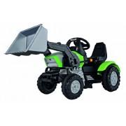 BIG 800056546 John XL - Tractor con pala cargadora y pedales [Importado de Alemania]
