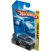 Mattel Hot Wheels 2008 New Models Series 1:64 Scale Die Cast Metal Car # 20 of 40 - Silver All Terrain Sport Utility Vehicle SUV Bad Mudder 2 by Hot Wheels