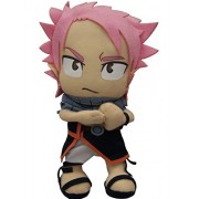 Great Eastern GE-6969 Animation Official Fairy Tail Anime Natsu Dragneel 8 Plush
