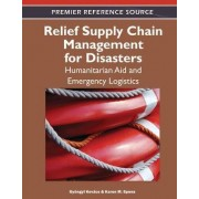 Relief Supply Chain Management for Disasters by Gy