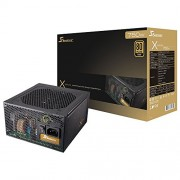 Seasonic SS-750KM3 Alimentatore per PC, 230V, Nero