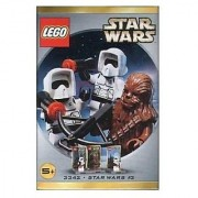 Lego Star Wars: Figure Set Chewbacca And 2 Biker Scouts - 3342