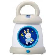 Kid'Sleep My Lantern Nachtlicht mit USB-Ladekabel grau (4016)