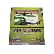 Full Functioning Remote Control Helicopter Air Victor 2 CH Infrared RC Kids Copter. Twin Propellers