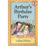 Arthur's Birthday Party by Lillian Hoban