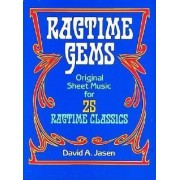 Ragtime Gems by David A. Jansen