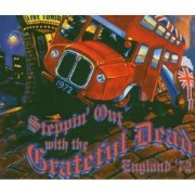Grateful Dead - Steppin' Out Withthe Gra (0081227894924) (4 CD)