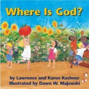 Where is God by Rabbi Lawrence Kushner