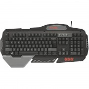 Tastatura gaming Trust GXT 850 Metal