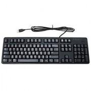 Sri Ganesh Infotech Dell KB212 Wired USB Standard Keyboard(Black)