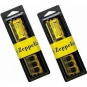 Memorie Zeppelin 2GB kit 2x1GB DDR 400MHz