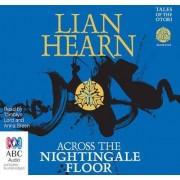 Across the Nightingale Floor by Lian Hearn