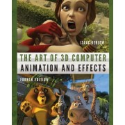 The Art of 3D Computer Animation and Effects by Isaac Victor Kerlow