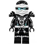 LEGO Ninjago: Minifigur Deepstone Zane out of Set 70751 70737 NEW