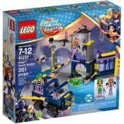 Lego super hero girls il bunker segreto di batgirl