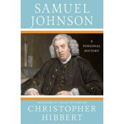 Samuel Johnson by Christopher Hibbert