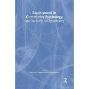 Employment in Community Psychology by Clifford R. O'Donnell