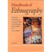 Handbook of Ethnography by Paul Anthony Atkinson