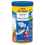 Hrana koi granule, Sera Koi Royal Mini 1L, 340gr, 7110