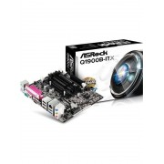 ASRock Q1900B-ITX Moderkort - Intel Bay Trail-D - Intel Onboard CPU socket - DDR3 RAM - Mini-ITX