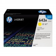Консуматив HP 643A Color LaserJet Q5952A Yellow Print Cartridge