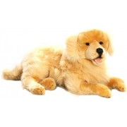 Bicolini Knuffelhond Liggende Golden Retriever 60 Cm
