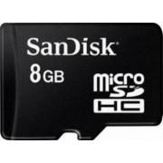 Card de Memorie SanDisk microSDHC 8GB