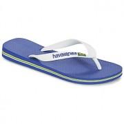Havaianas Žabky BRASIL LOGO - Modrá