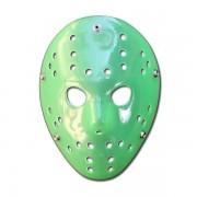 Hockey Mask - Green Glow In The Dark