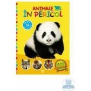 Animale in pericol - Secretele animalelor - Contine 35 de autocolante