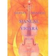 Manual de vioara vol. 4 Anexa - Geanta Manoliu