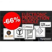 FXpansion - Electronic Producer Bundle