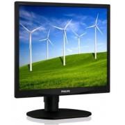 "Monitor LED Philips 19"" 19B4LCB5/00, 5ms, HD Ready, DVI, VGA"