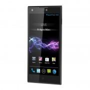 Telefon mobil K&M SMARTPHONE QUAD CORE DUAL SIM LIVE2 NEGRU KM0410