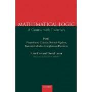 Mathematical Logic: Part 1 by Rene Cori