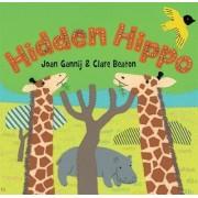 Hidden Hippo by Joan Gannij