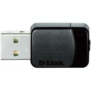 Adaptor wireless D-Link DWA-171, 433 Mbps, Dual Band, Antena interna