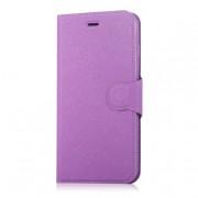 MyCase Samsung S6 Texture Wallet - PUR