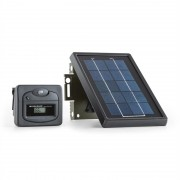 DURAMAXX Grizzly Charger Solar Power Kit Power Controller & Montage-Kit