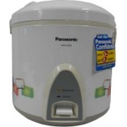 Panasonic SR KA 22 A Electric Rice Cooker with Steaming Feature(2.2 L)