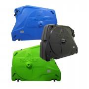 Polaris Bike Pod Pro Bicycle Travel Case Blue
