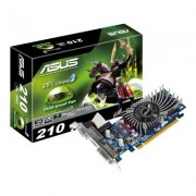 ASUS GeForce 210 (1GB DDR3/PCI Express 2.0/589MHz/1200MHz)
