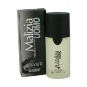Vetyver Malizia Uomo Silver Eau De Toilette Spray 1.7 oz / 50.28 mL Men's Fragrance 460487