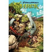 Shrek Forever After: Prequel by Scott Shaw