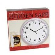 Reloj de Pared con Caja Fuerte oculta