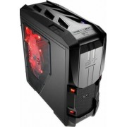 Aerocool GT-S Black Edition Big-Tower - schwarz/rot