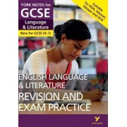 English Language and Literature Revision and Exam Practice: York Notes for GCSE (9-1) by Mary Green