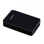 Hard disk extern Intenso Memory Center 2TB 3.5 inch USB 3.0 Black